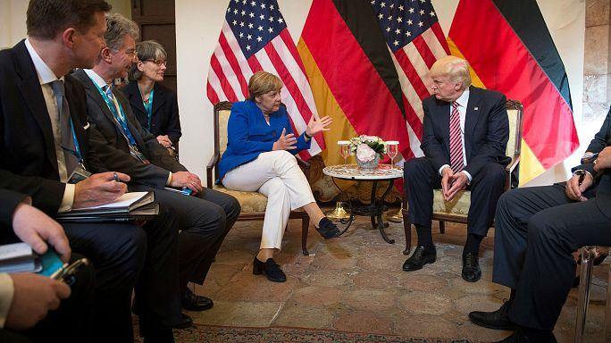 Les Etats-Unis sont responsables de leur déficit commercial avec l'Allemagne - View