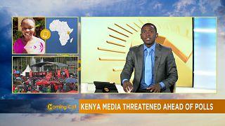 Kenya : HRW accuse les autorités de menacer les journalistes
