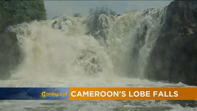 Cameroon's Lobe Falls [The Morning Call]