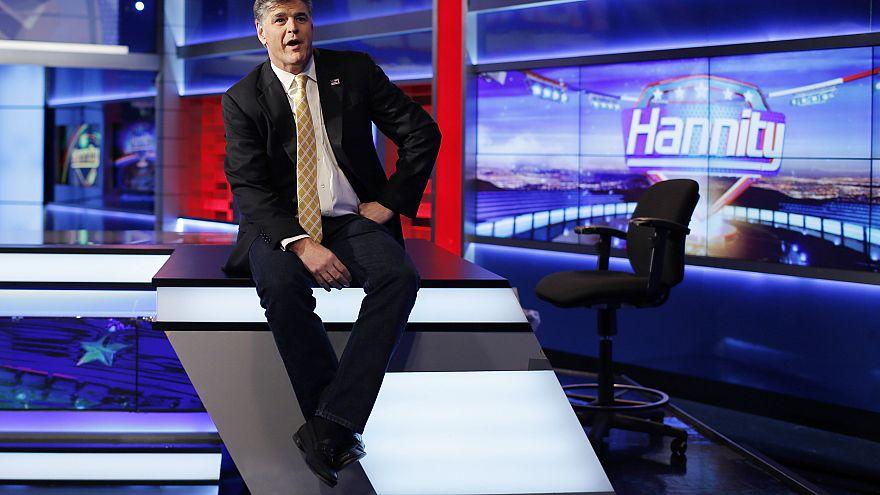 Image: Fox News host Sean Hannity
