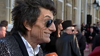 Rock 'n' roll legend Ronnie Wood turns 70