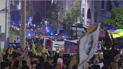 Maroc : nouvelles manifestations à Al-Hoceïma
