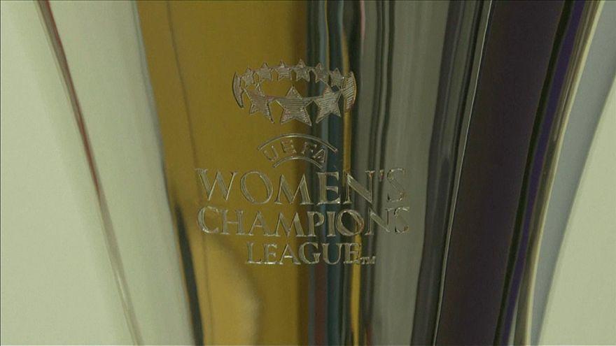 Lyon et le PSG se disputent la Ligue des champions