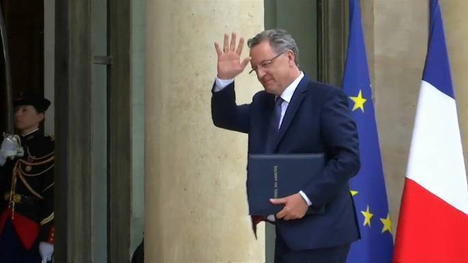 Francia: La fiscalía investiga a un ministro de Macron