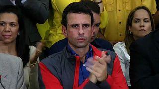 El escándalo Odebrecht salpica a Henrique Capriles