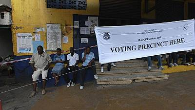 Liberia's political parties enter peace accord ahead of elections