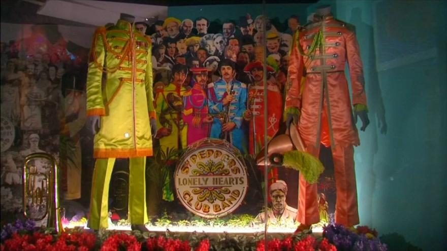 The Beatles: Sgt Pepper turns 50