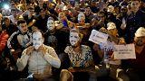 استمرار المظاهرات المطالبة بالافراج عن الزفزافي لليلة السادسة على التوالي
