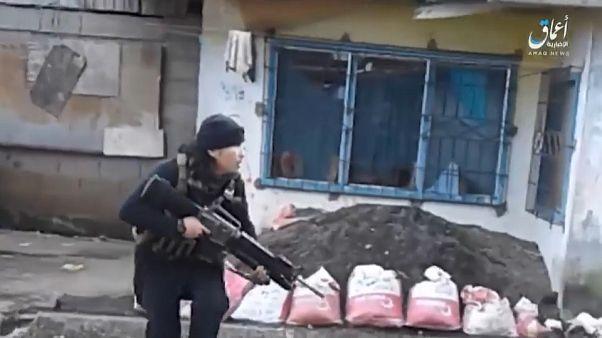 Philippinen: Ausländische Rebellen in Marawi