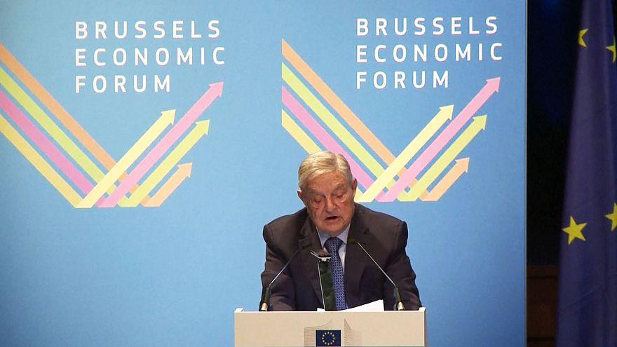 Сорос: ЕС должен в корне реформировать себя
