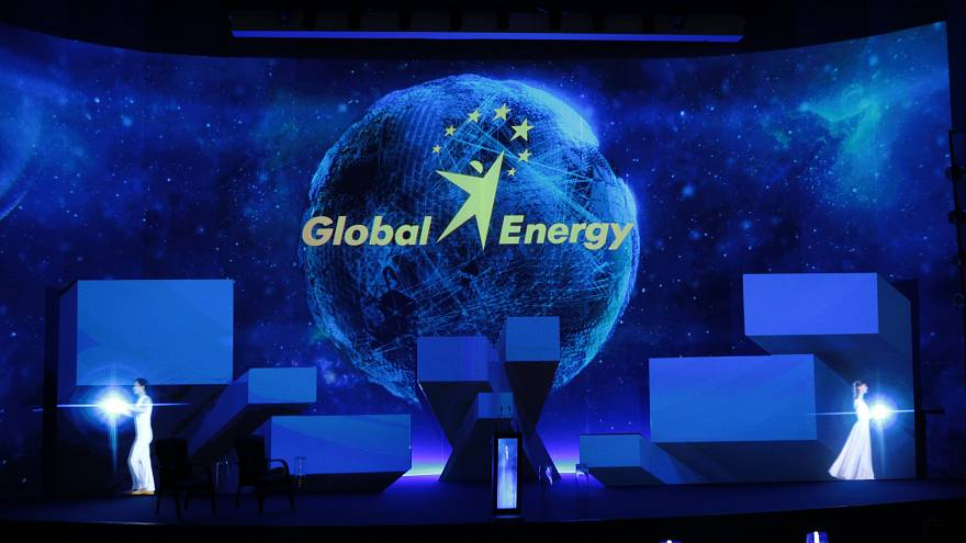 Watch: Global Energy Prize awarded in Russia