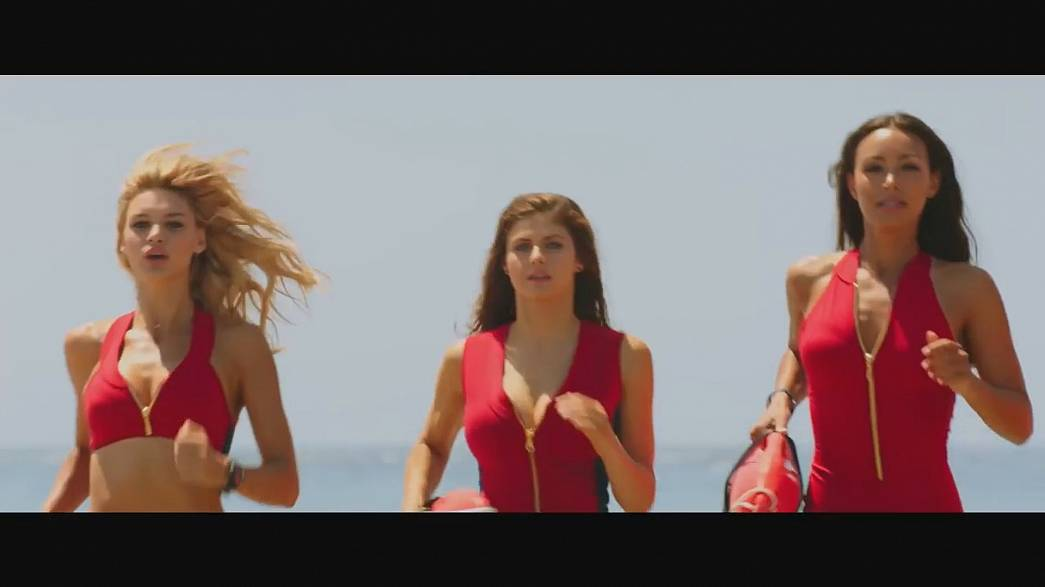 Baywatch is back