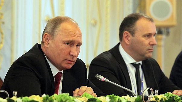 """Putin: """"Türkiye'ye S-400 füzelerini satmaya hazırız"""""""