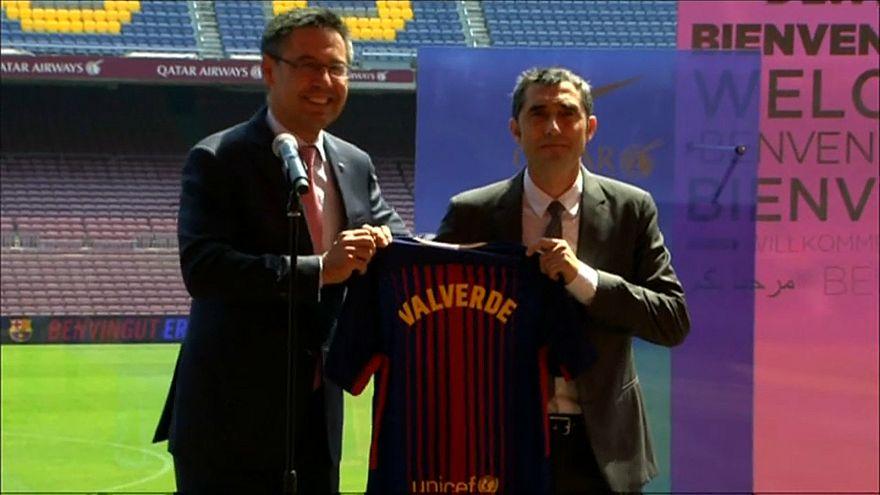 Calcio: prima conferenza stampa per Valverde