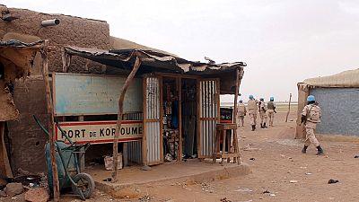 Mali : une base de l'ONU visée à Tombouctou
