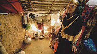 Los refugiados Rohinyás luchan para sobrevivir en Bangladesh