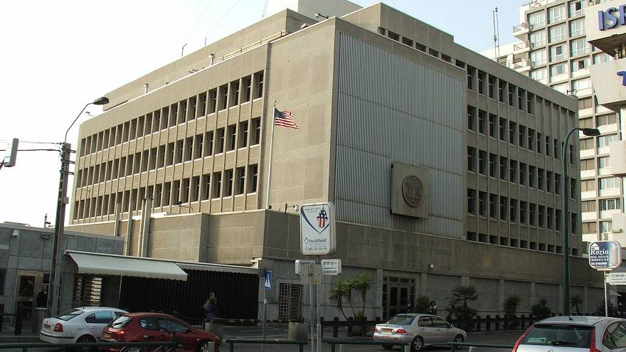 ABD Büyükelçiliği Tel Aviv'de kalıyor