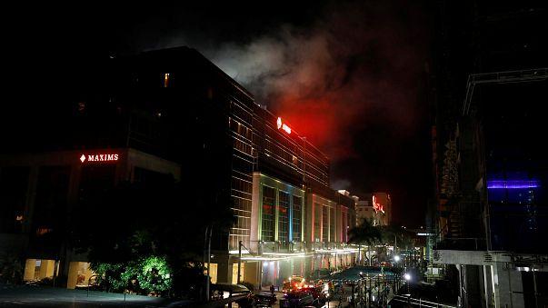 هجوم على منتجع في مانيلا و الشرطة تستبعد فرضية العمل الارهابي