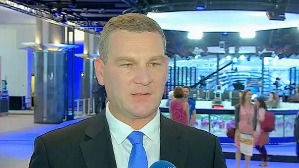 Brüsszelben járt az MSZP kormányfő-jelöltje