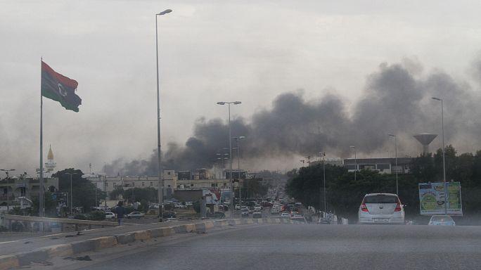 قوات حكومة الوفاق تسيطر على مطار طرابلس