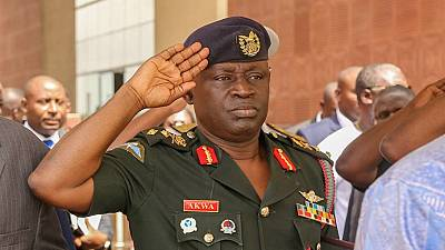 Ghana's army chief begs soldiers to remain calm over lynched captain