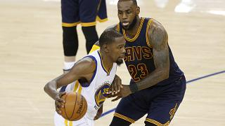 NBA Finals: troppo Durant per James & co., ai Warriors Gara-1