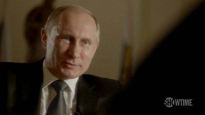Oliver Stone intervista Putin