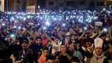 تواصل الاحتجاجات الشعبية في الحسيمة