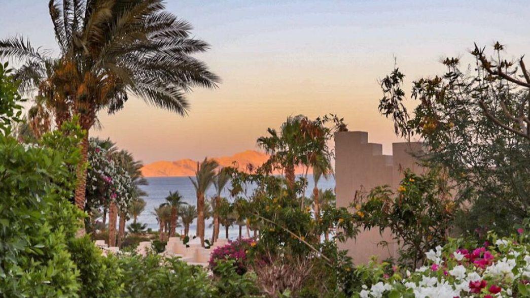 Half a day in Sharm El Sheikh