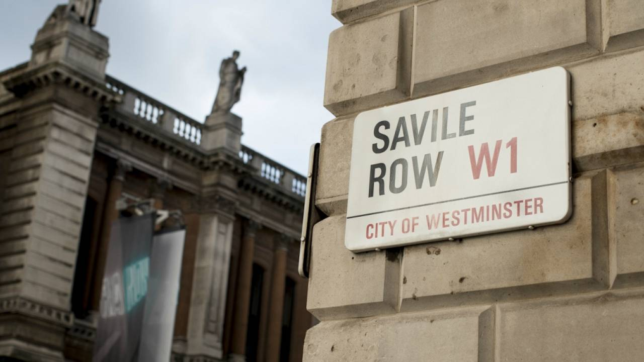A guided tour of Savile Row