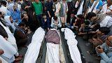 دستکم چهار کشته در پی درگیری در تظاهرات کابل