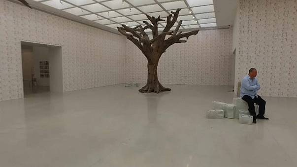 "Ai Weiwei expone ""Maybe, Maybe Not"" en Israel"