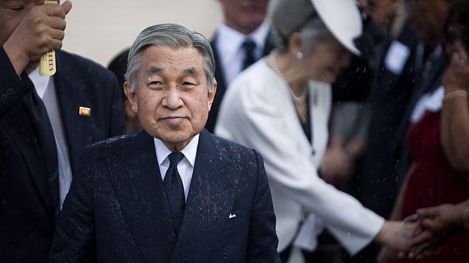 Akihito will nicht mehr