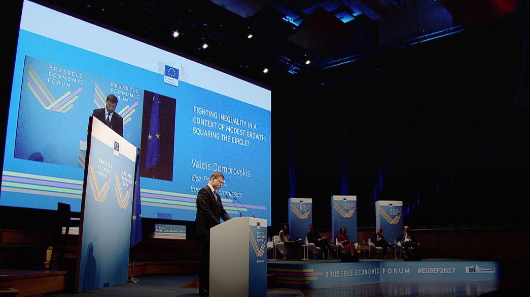 La nuova governance dell'euro al vaglio del Brussels Economic Forum