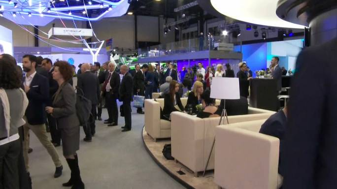 Russia readies for business at St Petersburg economic forum