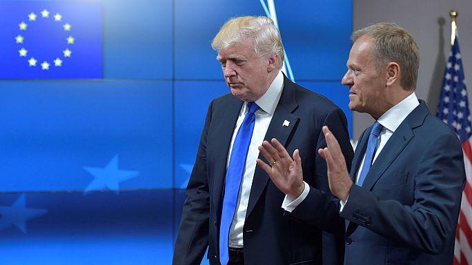 Trump gegen den Rest der Welt