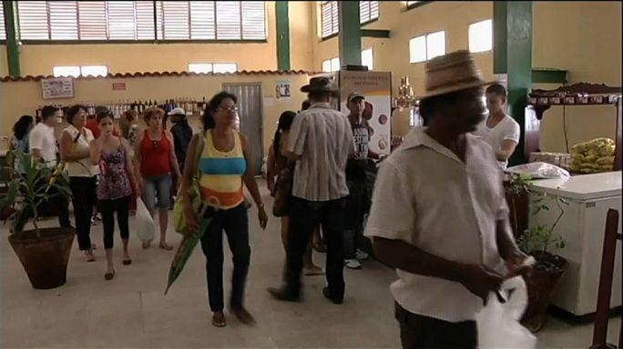 Cuba faz reforma económica