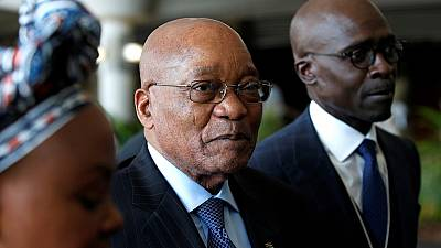Zuma's party wants probe into latest graft allegations