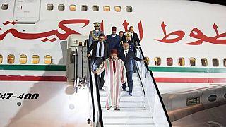 Le roi du Maroc n'ira pas au sommet de la Cédéao en raison de la présence de Netanyahu
