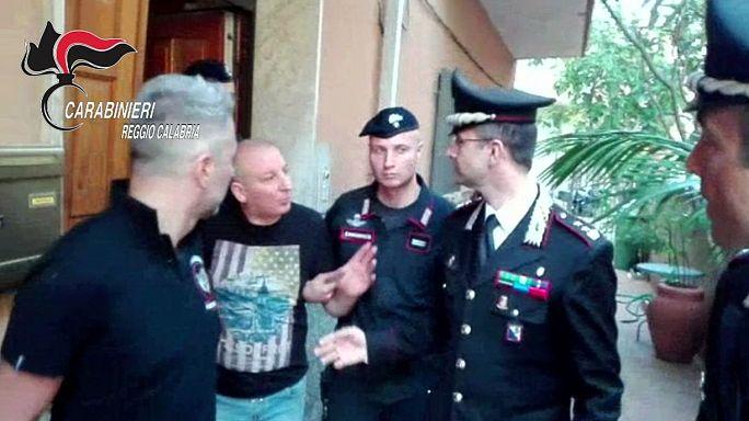 In fuga da 23 anni, arrestato un latitante della ndrangheta