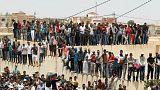 توقف انتاج النفط والغاز في تطاوين جنوب تونس
