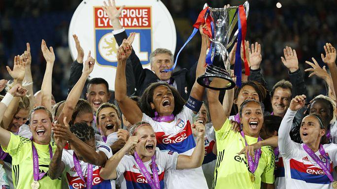 Şampiyonlar Ligi'ne Fransız derbisi damgası