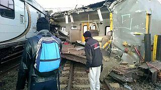 مقتل شخص واصابة العشرات في حادث اصطدام قطارين في جنوب افريقيا