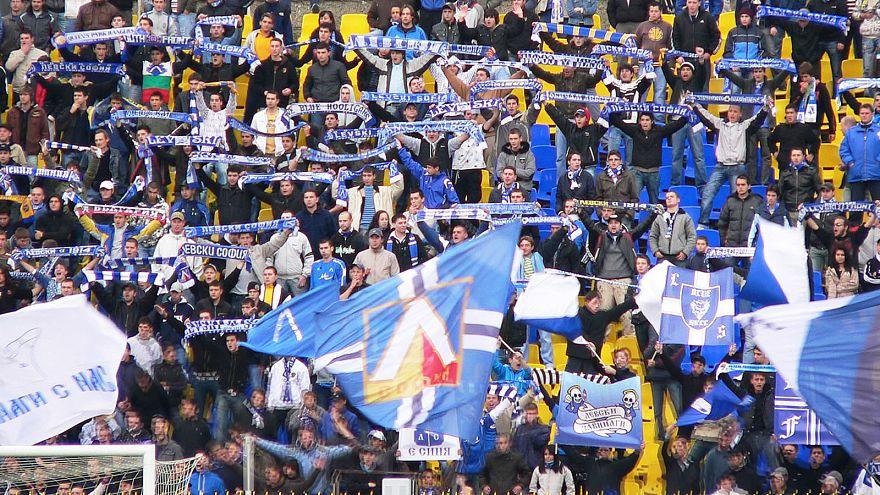 For Sofia football fans, dreams are fragile