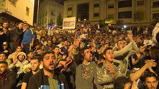 Maroc: Nouvelle manifestation à Al-Hoceïma [no comment]