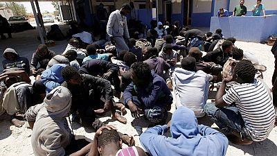 Sur leur demande 360 Sénégalais rapatriés — LIBYE