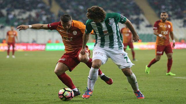 Bursaspor kader maçına çıkıyor