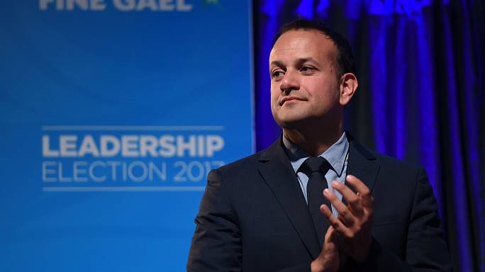 Son of Indian immigrant to become Ireland's first openly gay PM