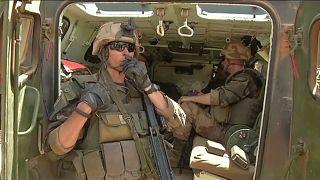 Opération anti-terroriste de Barkhane au Mali