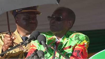 Zimbabwe: Mugabe calls for unity in ruling ZANU-PF party